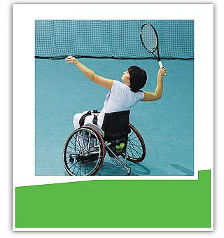 טניס נכים