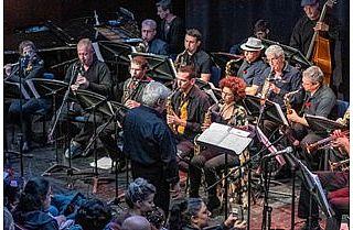 תזמורת הביג בנד
